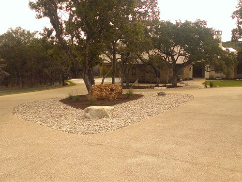 Escalara Ranch Landscaping